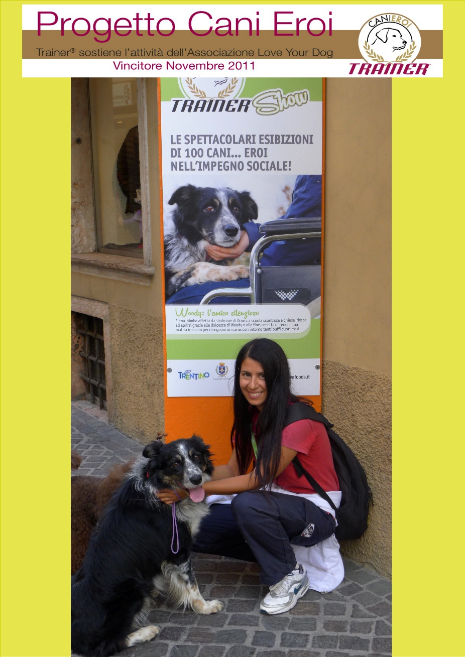 Certificazioni Love your dog macerata